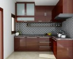 Kitchen set Minimalis (KTC03)