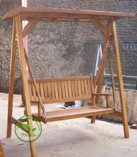 furniture ayunan jati