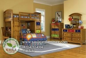 Model Set Kamar Anak Susun (TDRB222)