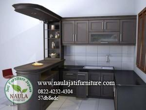 Lemari Dapur Jati, Kitchen set Jati